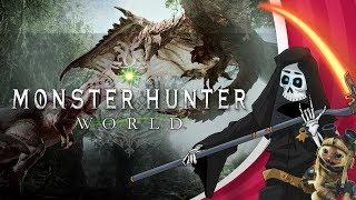 Что такое Monster Hunter World - бесполезное мнение