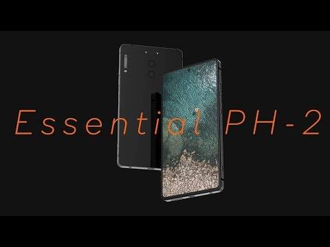 Essential Phone ph2 introduction!