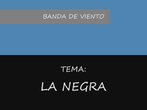BANDA ALEGRE JUVENTUD, LA NEGRA