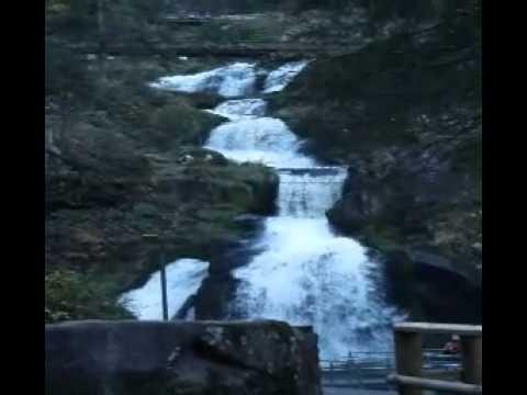 Germany Triberg Waterfalls