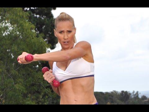 Speedy Strength Workout 21 Min
