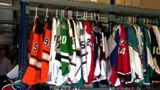The MeiGray Group - game worn jerseys