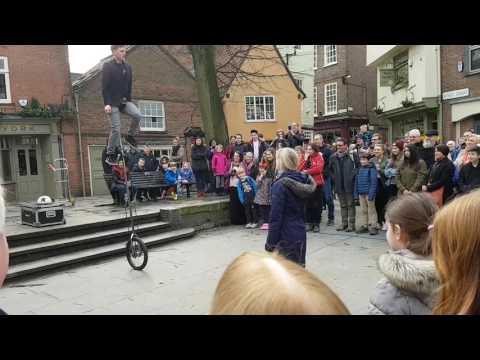 York Street performers 24th Feb 2017