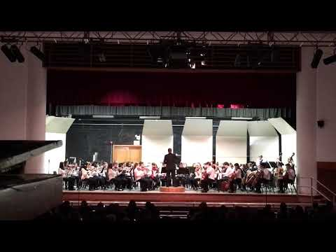 Colonie Central High School Symphonic Orchestra 12.19.18
