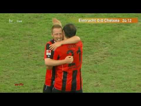 Eintracht Frankfurt - FC Chelsea 2:1 (Testspiel 1.8.2010)