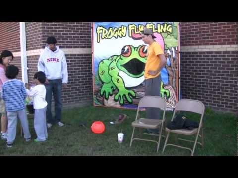 Make a Difference Day at Matoaka Elementary School