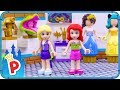Download Video ♥ LEGO Ariel Visits MASQUERADE Shop to Buy a Costume
