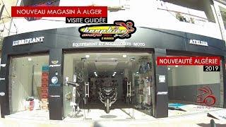 Visite guidée du nouveau magasin Beep Bike Moto