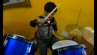 desi drum beats by amogh bhatt 6yrs old drummer wmv