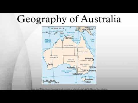 Geography of Australia