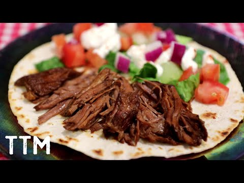 Slow Cooker Beef Taco Meat