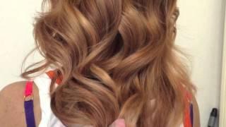 видео Мелирование на рыжие волосы: на темные и светлые волосы (фото)