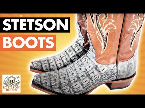 5c051c4ffaafb Stetson Boots Handmade Authentic Exotic Boots And Western Cowboy Boots –  Tagged