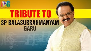 TRIBUTE TO SP Balasubrahmanyam Garu | #RIPSPBalasubrahmanyam | Indian Video Guru
