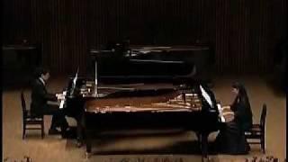 アシタカとサン(2台のピアノ)もののけ姫より  Ashitaka And San