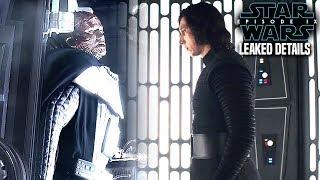 Star Wars! Horrific Darth Vader Scene In Episode 9! Potential Spoilers & More