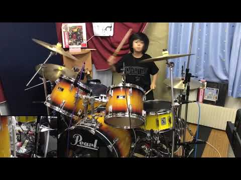JROD - This Little Girl Is Better Playing The Drums Then You Are