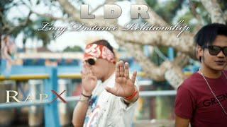 RapX - L.D.R (Official Music Video)