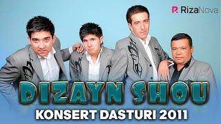 Dizayn Jamoasi Erkakcha Ertak Nomli Konsert Dasturi 2011