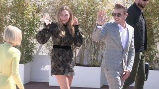 Jeremy Renner, Elizabeth Olsen and more at the 70th Cannes Film Festival