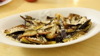 Eggplant with Nonna - Laura Vitale - Laura in the Kitchen Episode 473