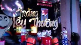 Trống Lân - Trung Thu 2014 Gx. Tân Sa Châu