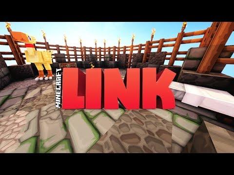 JETZT GEHTS AB! - MINECRAFT LINK LIVE! | TAG 1