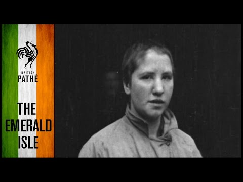 The Road to Irish Independence and Civil War | British Pathé