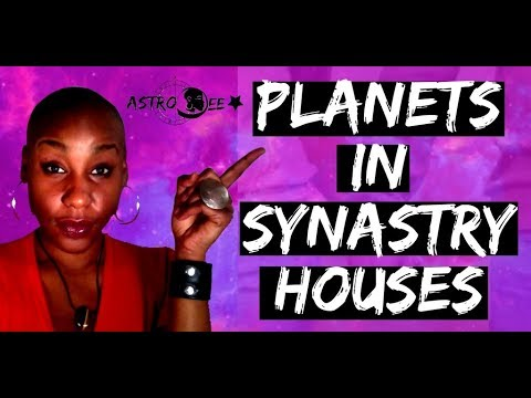 Synastry Houses in Astrology (When Planets Impose on your life)