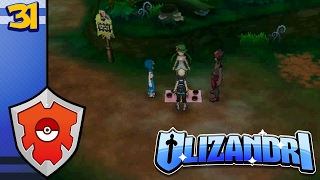 Pokemon Moon - The Lush Jungle Trial, Ingredient Search - Episode 31