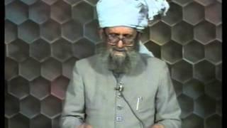 Urdu Dars Malfoozat #156, So Said Hazrat Mirza Ghulam Ahmad Qadiani(as), Islam Ahmadiyya
