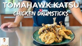 Tomahawk Katsu Chicken Drumsticks