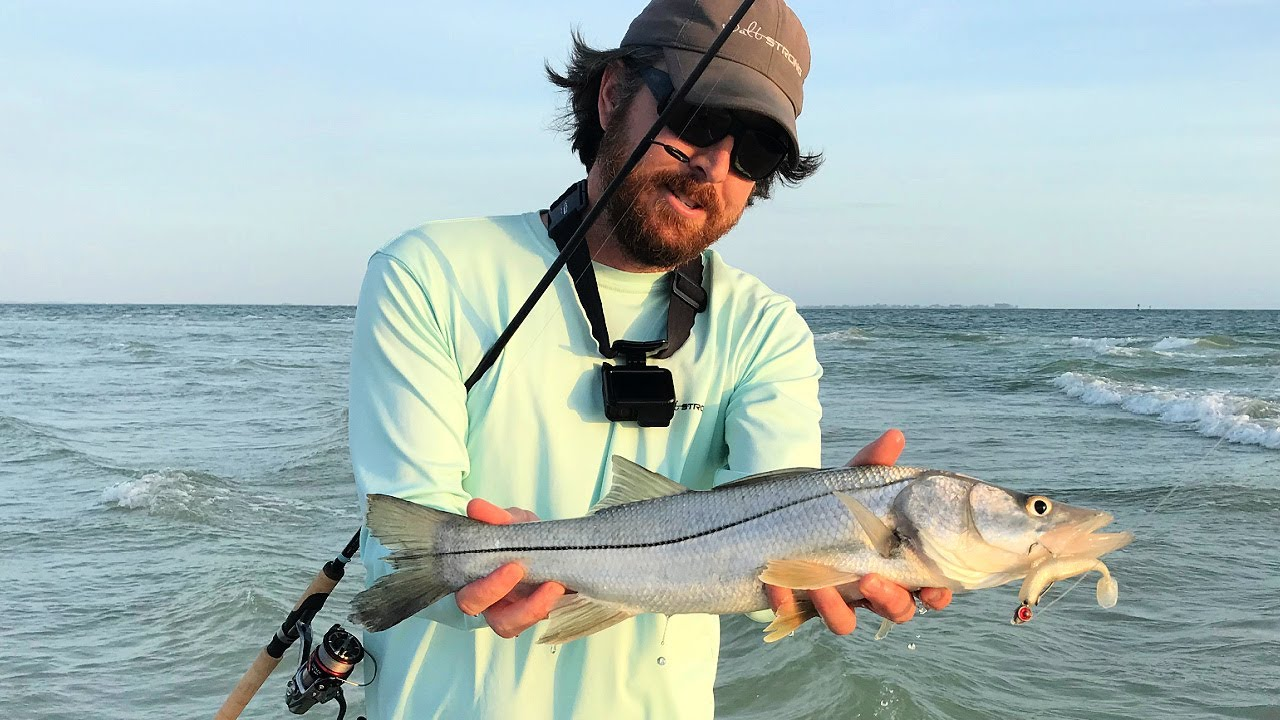 5 Tips To Catch Snook From The Beach This Summer