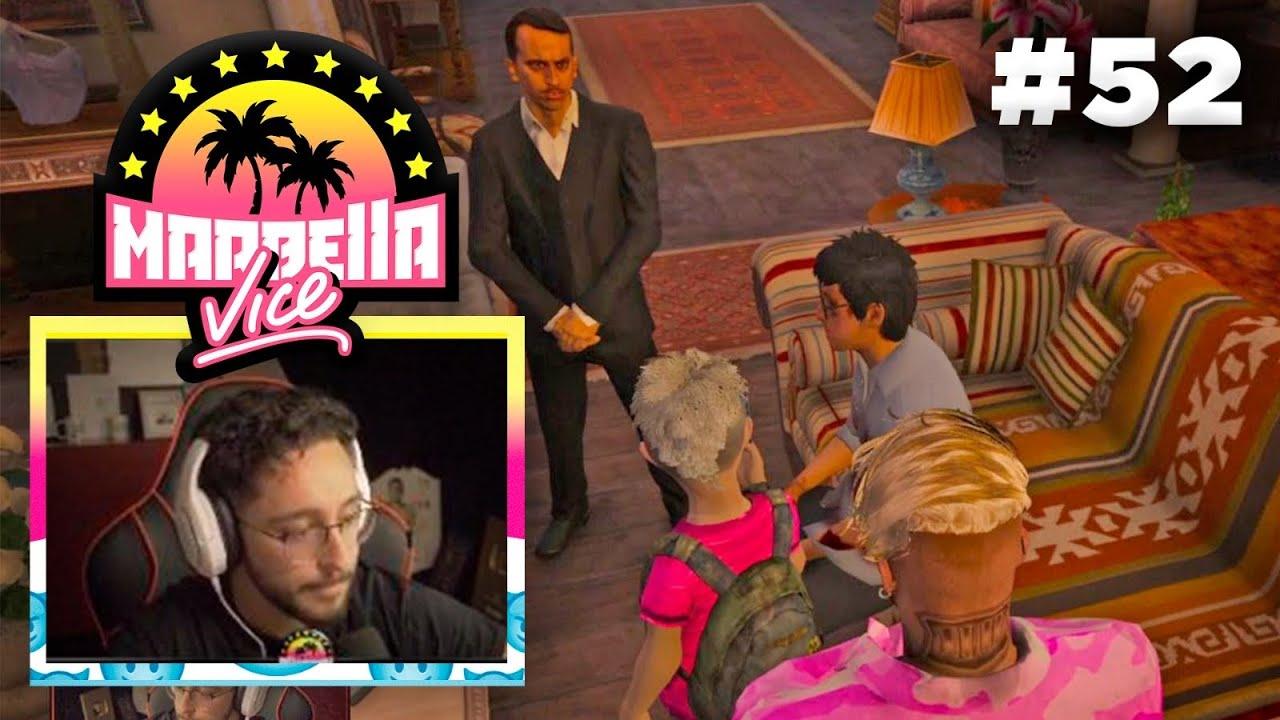 La REUNIÓN de la MAFIA... 🥵 Marbella CAMBIA...Juan Demonio 😈 Marbella Vice