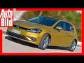 Fahrbericht VW Golf 7 Facelift (2017) - Erste Fahrt im neuen Golf - Fahrbericht/Review/Test