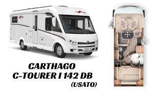 Carthago c tourer i 142 for Carthago usato