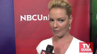 Katherine Heigl shares why she returned to TV for State of Affairs