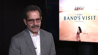 'Monk' star Tony Shalhoub gets musical on Broadway