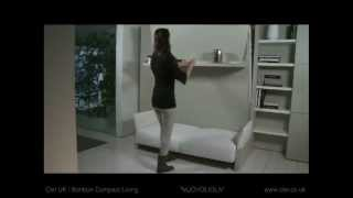 Clei UK - Nuovoliola sofa wall bed unit Thumbnail