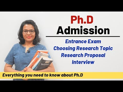 Ph.D Ultimate Guide: Entrance Exam, Writing Research Proposal & Interview (Guide For Beginners)