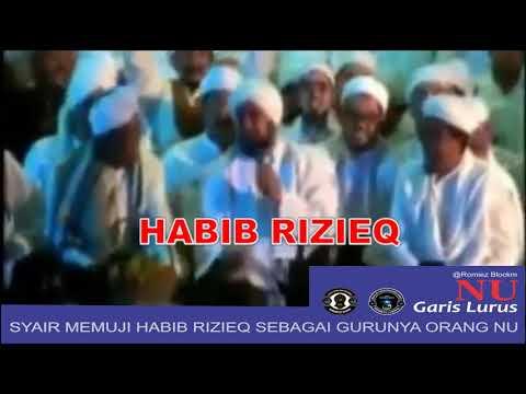 Syair Memuji Habib Rizieq Sebagai Guru Nya Orang Nu Habib Syech