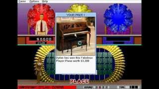 Wheel of Fortune Deluxe for Windows Game #1