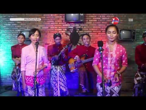 Dia - Anji keroncong cover by Keroncong Biru