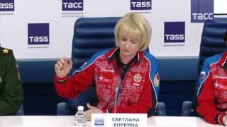 Всемирные военные игры в Сочи: презентация формы российской сборной