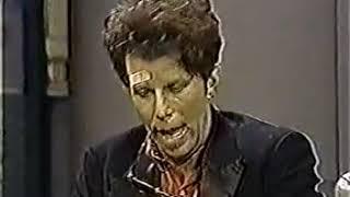 "Tom Waits - ""More Than Rain"" & Interview (Live on David Letterman, 1987)"