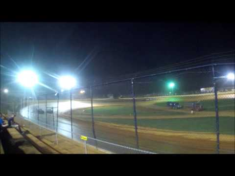 411 Motor Speedway Limited Late Model 7-28-12