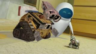 COZMO meets his parents WALL-E and EVE for the first time!