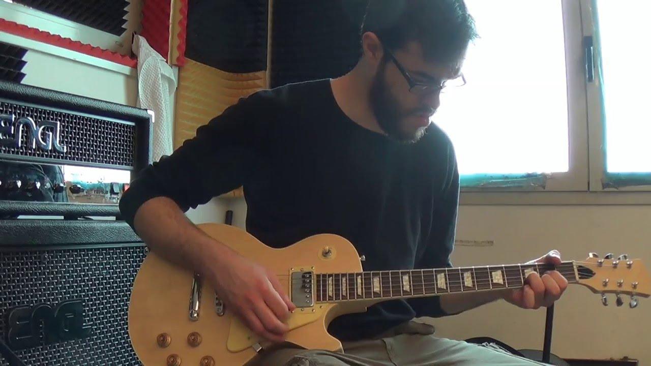 TEST Harley Benton Electric Guitar Kit Single Cut (09-02 ...