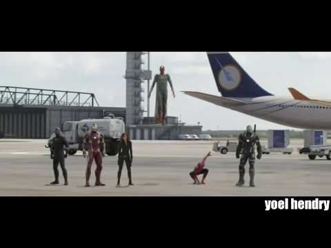 The Chainsmokers Ft Coldplay - Something Just Like This (MARVEL EDITION)