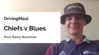 Chiefs v Blues Super Rugby 2017 Post Game Reaction 2017 Video